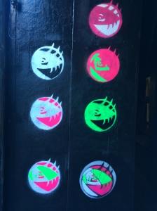 Scottish Rose, wall art - Jugglers Artspace.